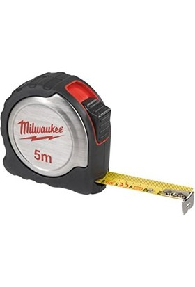 Milwaukee Alüminyum Şerit Metre 5 m 19 mm