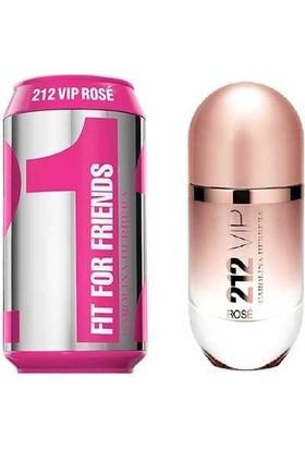 Carolina Herrera 212 VIP Rose Collector Özel Seri Edp 80 ml Kadın Parfüm