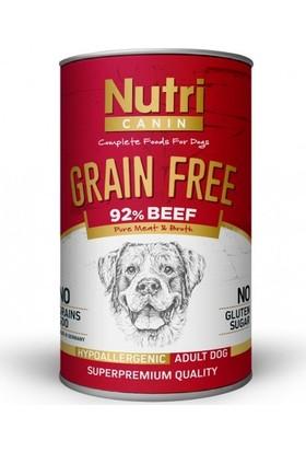 Nutri Canin G.F. Beef Sweet Potatoes 400 g