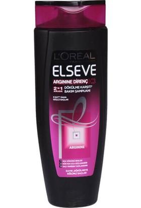 Elseve Komple Argınıne Direnç Şampuan 550 ml