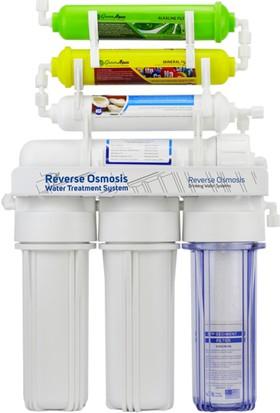 Fair Ats Açık Sistem 7 Aşamalı Pompalı Su Arıtma Cihazı