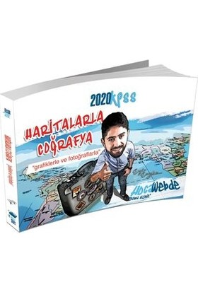 Hocawebde Yayınları 2020 Kpss Haritalarla Coğrafya