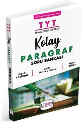 Lemma Yayınları Tyt Kolay Paragraf Soru Bankası