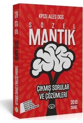 Yediiklim Yayınları Kpss Ales Dgs Sözel Mantık Çıkmış Sorular Ve Çözümleri ( 2019 Dahil)
