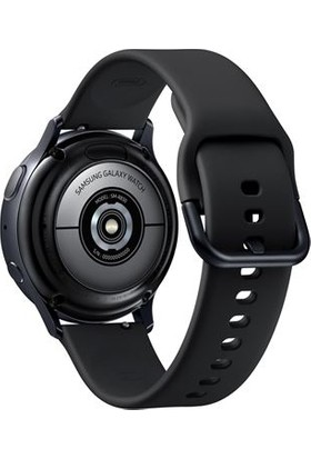 Samsung Galaxy Watch Active2 40mm Alüminyum Mat Siyah-SM-R830NZKATUR