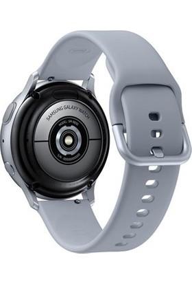 Samsung Galaxy Watch Active2 40mm Alüminyum Mat Gümüş-SM-R830NZSATUR