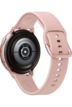 Samsung Galaxy Watch Active2 44mm Alüminyum Mat Altın-SM-R820NZDATUR