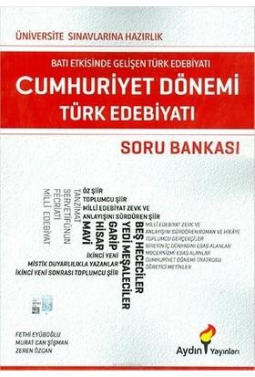 Cumhuriyet Dönemi Türk Edebiyatı Soru Bankası - fethi Eyüboğlu