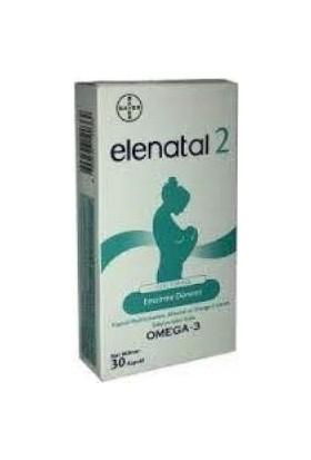 Elenatal 2 30 Kapsül BAY190362
