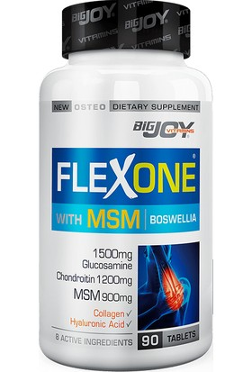 Bigjoy Vitamins Flexone 90 Tablet BİG352174