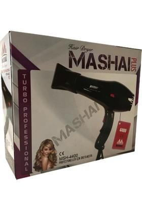 Masai Professional Plus 4400 Kuaför / Bireysel Fön ve Saç Kurutma Makinesi 2500 Watt