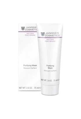 Janssen Cosmetics Oily Skin Purifying Mask 75 ml Sebum Maske JAN003511