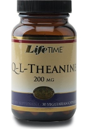Life Time Q-L-Theanine 200 Mg 30 Kapsül LIF110948