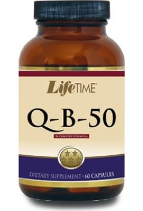 Life Time Q-B-50 60 Kapsül LIF116056