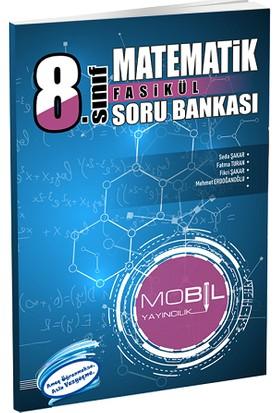Mobil Yayıncılık 8. Sınıf Fasikül Soru Bankası