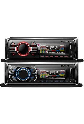 Piranha 7735 Radyo Bluetooth + Usb/sd Kart Mp3 Çalar Teyp