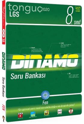 Tonguç Akademi 8. Sınıf Fen Bilimleri Dinamo Soru Bankası