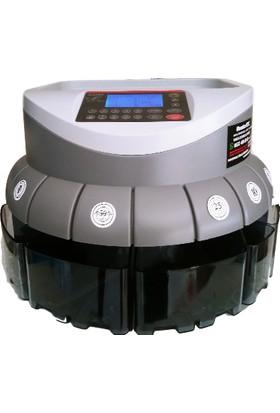 Huntertec Cs 210 Metal Para Sayma ve Desteleme Makinesi