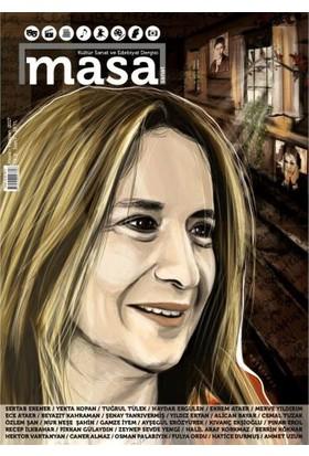 Masa Dergi Dergisi Sayı: 7 Mayıs Haziran 2017