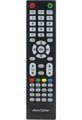 Elektrogun Awox - Yumatu Onyx LCD-LED Tv Kumandası