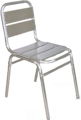 MT Alüminyum Sandalye