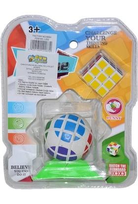 Can Oyuncak - 2'li Zeka Küpü Puzzle