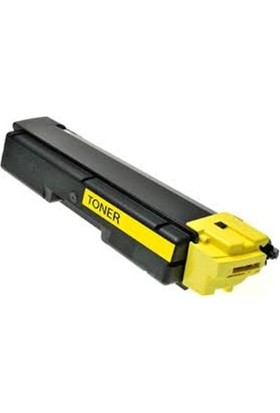 CRG Utax 2665 Utax 2660 5K Sarı Muadil Toner