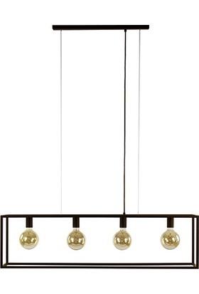 Tsd Dekorasyon Şık Klasik Yemek Odası Lambası