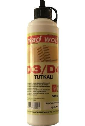Mad Wolf D3\D4 Ahşap Tutkalı 500 g