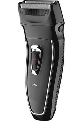 Atasbey - Şarjlı Sıfır Sakal Kesme Çift Bıçaklı Tıraş Traş Makinesi