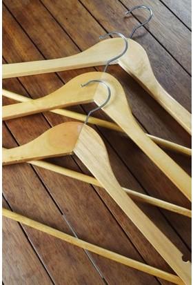 Sepetçi Baba Order Bambu 3'lü Askı