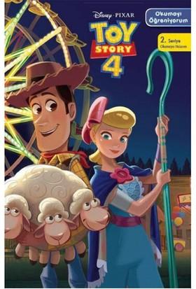 Disney Pixar Toy Story 4 Okumayı Öğreniyorum 2.Seviye Okumaya Hazırım