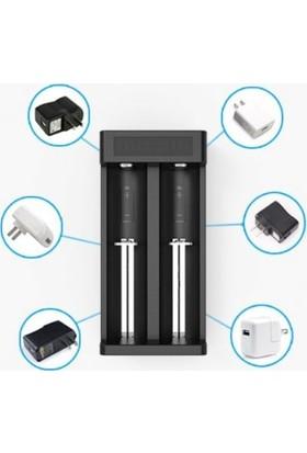 Xtar Mc2 Plus Li-Ion Pil Şarj Cihazı / USB Şarj Aleti