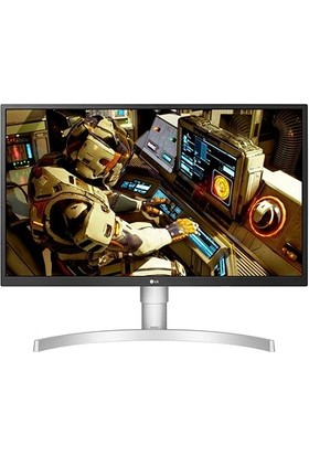 "LG 27UL550-W.APD 27"" 5ms (HDMI+Display) FreeSync UHD IPS Monitör"