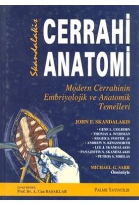 Cerrahi Anatomi 1 2 - John E. Skandalakis