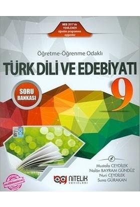 Nitelik 9. Sınıf Türk Dili ve Edebiyatı Soru Bankası
