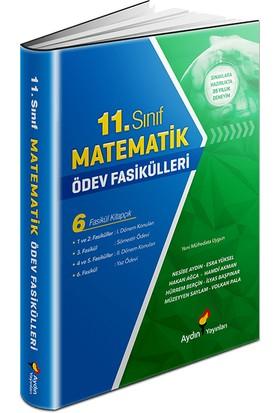 11.sınıf Matematik Ödev Fasikülleri