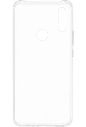 Huawei P Smart Z TPU Arka Kapak - Şeffaf