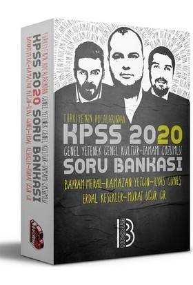Benim Hocam Yayınları 2020 Kpss G-Y - G-K Tamamı Çözümlü Soru Bankası