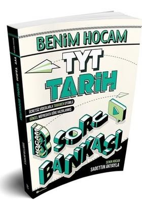 Benim Hocam Yayınları 2020 Tyt Tarih Soru Bankası - Sadettin Akyayla