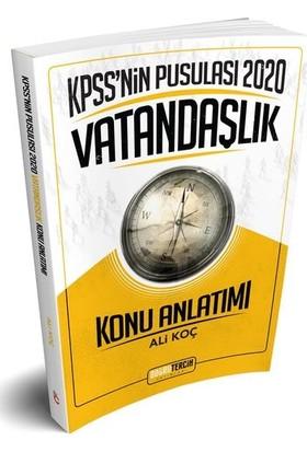Doğru Tercih Yayınları 2020 Kpss'Nin Pusulası Anayasa Konu Anlatımı - Ali Koç
