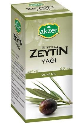 Akzer Zeytin Yağ 50 ml
