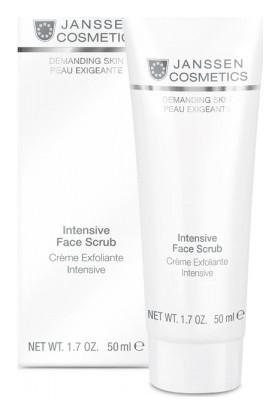 Janssen Cosmetics Intensive Face Scrub 50ML Peeling