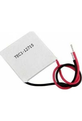 Bakay TEC1-12715 40 x 40mm 12V 15A Peltier