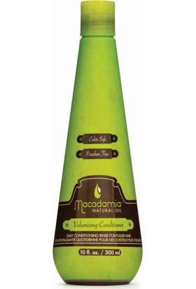 Macadamia Natural Oil İnce Telli Saçlar İçin Parabensiz Hacim Veren Saç Kremi 300 ml