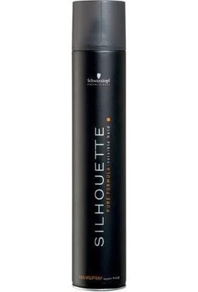 Schwarzkopf Silhouette Pure Formula Hairspray Süper Tutucu Saç Spreyi 300 ml
