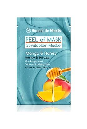 Huncalife Huncalife Needs Soyulabilen Maske Mango&bal 10 ml