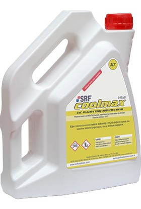 Srf Coolmax Hc Plazma Soğutma Sıvısı 3 lt