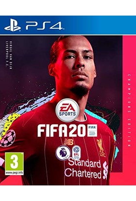 Fifa 20 Champions Edition PS4 Oyun