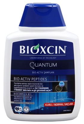 Bioxcin Quantum Kuru ve Normal Saçlar İçin Şampuan 300 ml